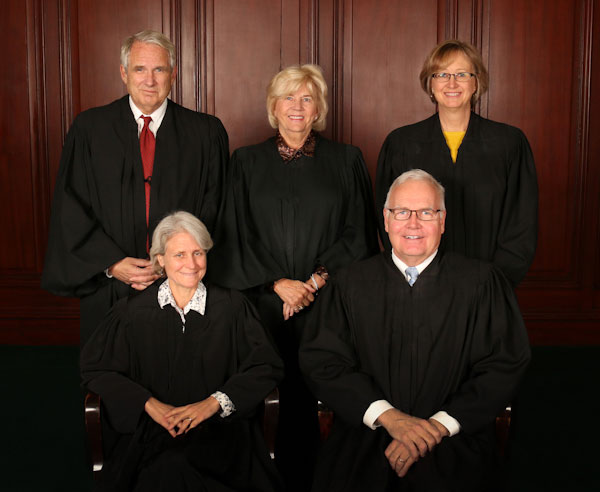 Vermont Supreme Court Justices