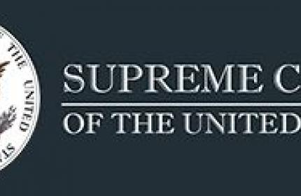 Supreme Court of the United States logo