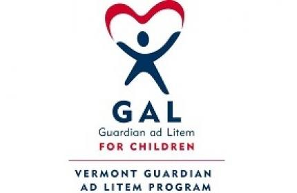 Vermont GAL program logo